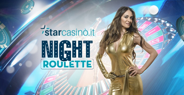 Night Roulette in TV