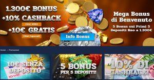 Casino Bonus betnero