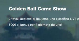 Roulette live bonus StarCasinò